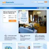 Easy  Roommate UK image